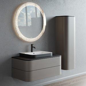3D vanity happy d 2