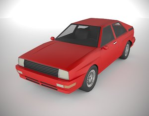 3D model polycar n47 lp1 cars
