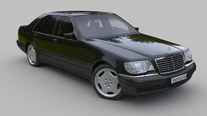 3D - car