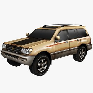 100 series toyota landcruiser model