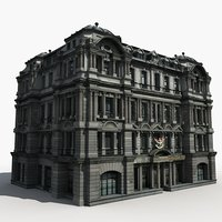 European building 03