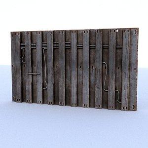 wall 3D