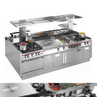 Modular Kitchen Angelo Po ICON9000