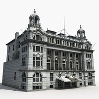 European building 09