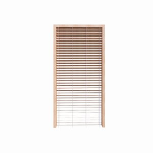 fully parametric roller blinds 3D model