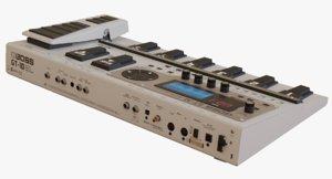 boss gt-10 guitar processor model