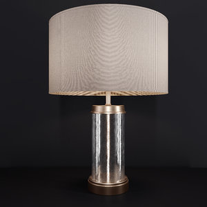 3D dantonehome baymont table lamp model