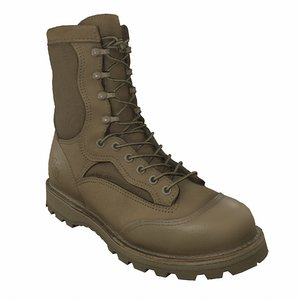 scan danner 15660x boots 3D model