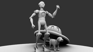 robot robo model