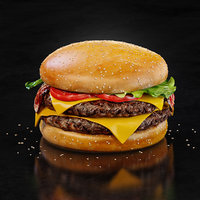 Double Cheeseburger HQ