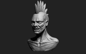 zbrush ztl 3D model