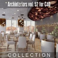 Archinteriors vol. 52 for C4D