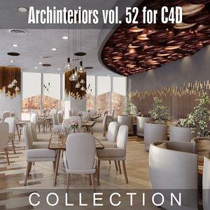 archinteriors vol 52 interiors model