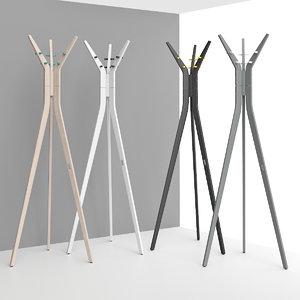 hanger floor tres model
