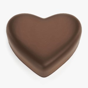 chocolate candy 3D model