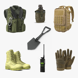 military stuff 2 model