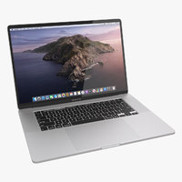Apple MacBook Pro 16-inch 2019 with Touch Bar