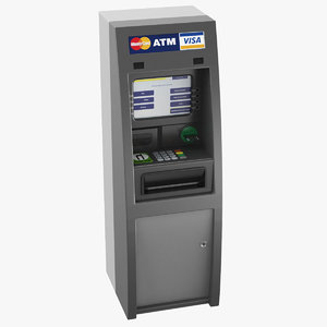 3D real atm machine