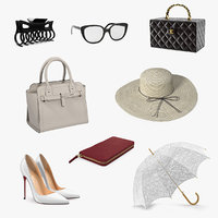 Womens Fashion Accessories Collection 4