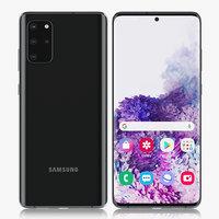 Samsung Galaxy S20 Plus black
