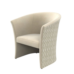 3D koket enigma chair