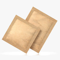 Packings for Sugar, Sauce or Coffee. Plastic, Paper or Foil. Small Size