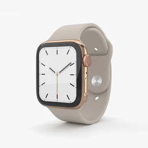 apple watch series 3D