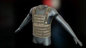 3D vimpel chest rig