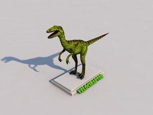 reptiles lagartos 3D model
