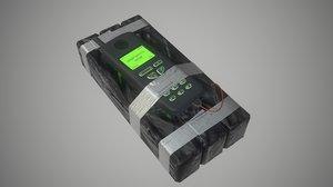 ready bomb pbr 3D model