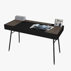 3D boconcept cupertino desk model