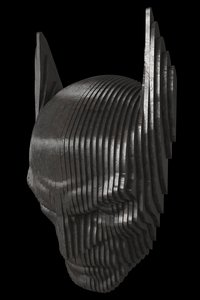 3D constructor sheet metal batman