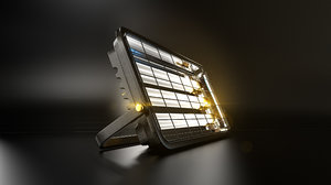 professional spotlight 3D