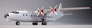 airplane an12 3D model
