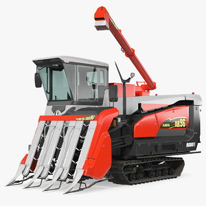 kubota ar96 rice combine model