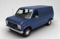Ford E150 Van 1985