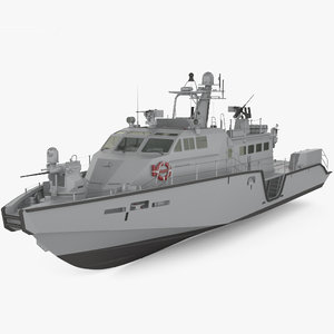 3D mark vi patrol model