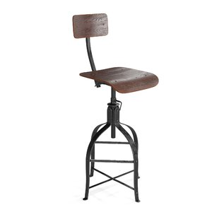3D drafting chair
