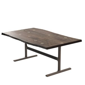 3D bronze shaker table