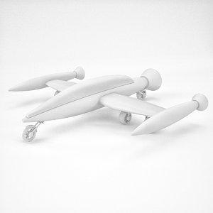 plane print model