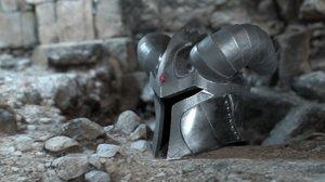 3D dead knight helmet