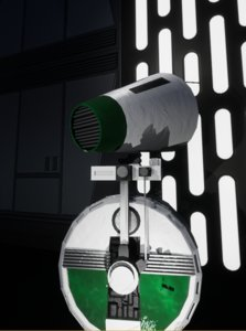 3D d-o droid