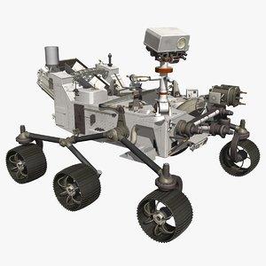 mars rover 2020 3D