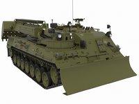 "Leopard Pioneer 2A1 AEV  ""High Fidelity"