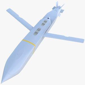 agm-154 jsow bomb 3D model