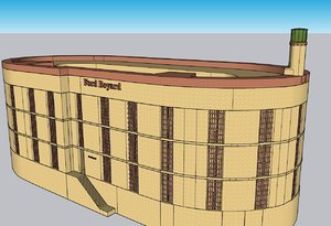 boyard 3D model