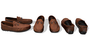 men s summer moccasins model