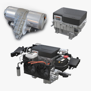 auto electric engines 2 model