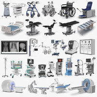 Medical Equipment Collection 5