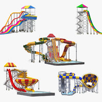 Water Slide Collection
